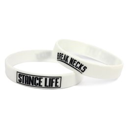 Stance Life weiß