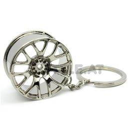 Felge Rad 46 Silber
