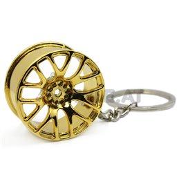 Felge Rad 46 Gold