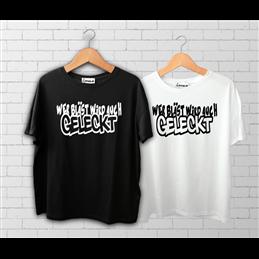 Wer Bläst Wird Auch Geleckt T-Shirt