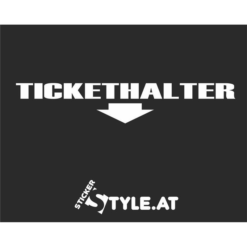 Tickethalter