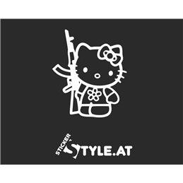 Hello Kitty Pistole