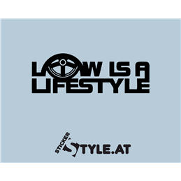 Low is a Lifestyle