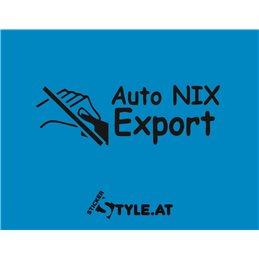 Auto nix Export