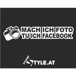 Mach Ich Foto Tu Ich Facebook 1