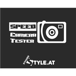 Speed Camera Tester