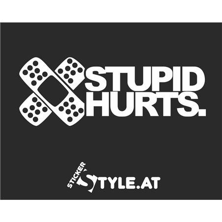 Stupid Hurts