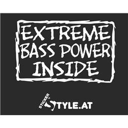 Extrem Bass Power Inside