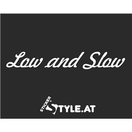 Low and Slow 2