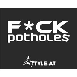 F**k Potholes