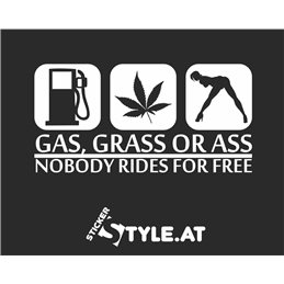 Gas Gras or Ass