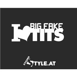 I Love Big Fake Tits