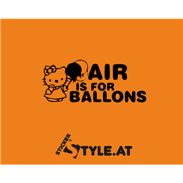 Air is for Ballons