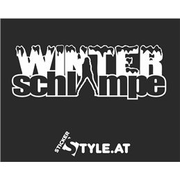 Winterschlampe