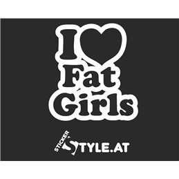I Love Fat Girls