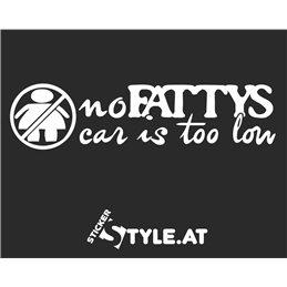 No Fattys