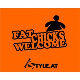Fat Chicks Welcome