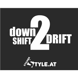 Down Shift 2 Drift