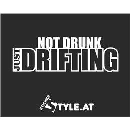 Not Drunk Just Drifting