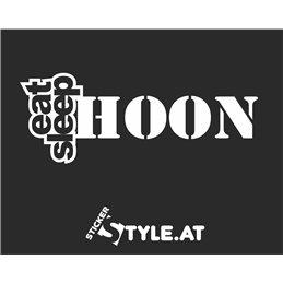 Eat Sleep Hoon