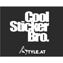 Cool Sticker Bro