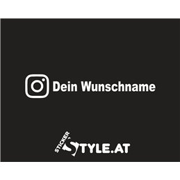 Instagram mit deinem Namen