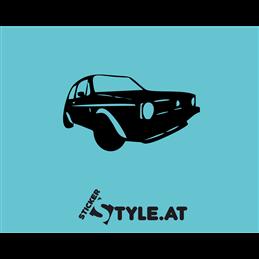 VW Golf 1 Kontur