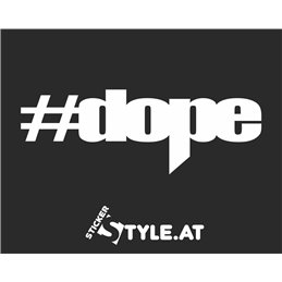 Hashtag Dope