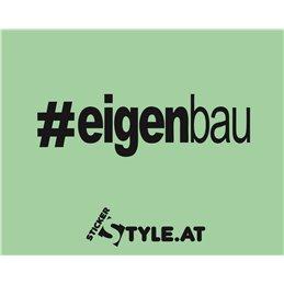 Hashtag Eigenbau