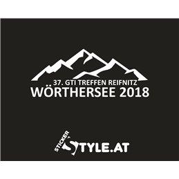 Wörthersee Berge 2018
