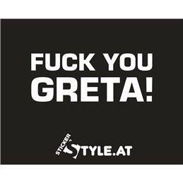 Fuck You Greta 2