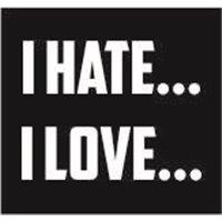 I Love..// I Hate..